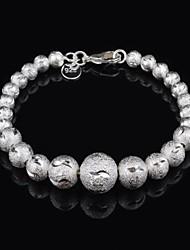 Dora Fashion All Match Silvering Bracelet