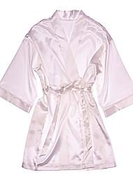 noite de seda imitado sexy lingerie tecido da véspera