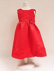 vestido de princesa vestido de flores vestido de verão da menina
