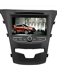 Rungrace 7-inch 2 Din TFT Screen In-Dash Car DVD Player For Ssangyong  Korando With Bluetooth, GPS,RDS,ISDB-T,IPOD