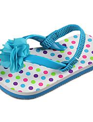 Sandalias ( Azul ) - Chancletas - Satén