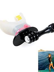 montare gatto grasso m-dm stile denti surf per GoPro eroe 4 / 3+ / 3/2 / sj4000 / sj5000