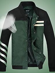 casual mode automne et l'hiver mince veste pour hommes