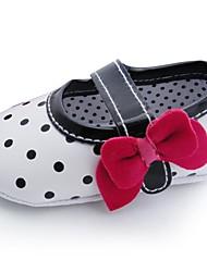 Chaussures bébé - Rose / Multi-couleur - Mariage / Habillé / Décontracté / Soirée & Evénement - Tissu - Plates