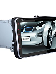 volkswagen lettori DVD android4.4 2 din 8 '' 800 x 480built Bluetooth / GPS / RDS / 3D UI / canbus / wifi / subwoofer