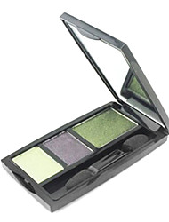 3 Colors Eye Shadow Plate