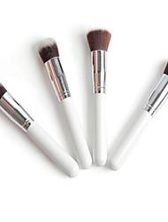 Professional Makeup Brush Set with 4Pcs Brushes