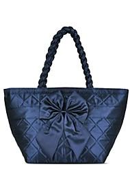 женские шелковые CAUL сумки / бродяги с бантом (больше цветов)