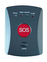 Old Kid AID SOS Home Alarm System GSM Emergency Alarm System GS-EG Black