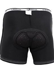 West biking Sous-Vêtements de Cyclisme Unisexe Vélo Shorts Sous-vêtements Cuissard  / Short Shorts RembourrésRespirable Séchage rapide