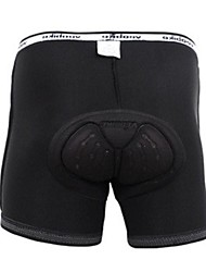 WEST BIKING® Cycling Under Shorts Unisex Breathable / Quick Dry / Compression / Shockproof / 3D Pad BikeUnderwear Shorts/Under Shorts /