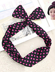 Women's Korean Style Sweet Bowknot Hair Band
