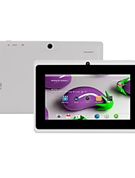 "V740E 7"" Allwinner A33 1.3 GHz Android 4.4  WiFi Tablet PC (Quad-Core,RAM 512MB,ROM 8GB)"