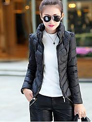 TNL mulheres na Europa e as últimas casaco de inverno fashion
