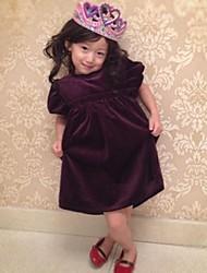 toulejour® девушки велюр платье само ткань кружева вокруг шеи России лампа втулки