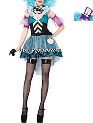 Teacup Mad Hatter Fancy Dress Women's Carnival Costumefor Carnival