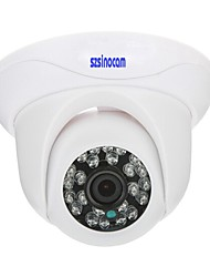 Sinocam® 720P/1.0MP 4mm 20M IR Distance  IP Camera Support Motion Detection ,Video Push
