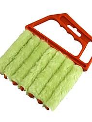 la brosse de nettoyage spécial volets peut démonter et laver