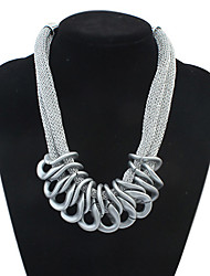 Colorful day  Women's European and American fashion necklace-0526097