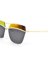 Солнцезащитные очки люди / женщины / Унисекс's Классика / Спорт / Мода Квадратная Солнцезащитные очки Без оправы