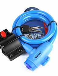 Bike Bike Locks Cycling/Bike / Mountain Bike/MTB / Road Bike / Fixed Gear Bike / Recreational Cycling Blue Iron