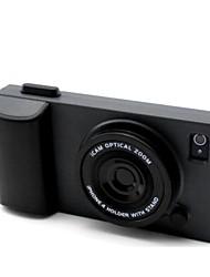 caso difícil retro design da câmera estilo simulat com alça e Suporte para iPhone 5 / 5s