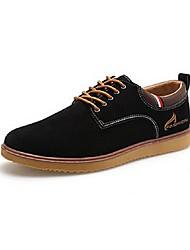 Scarpe da uomo - Sneakers alla moda - Casual - Finta pelle - Nero / Blu / Marrone