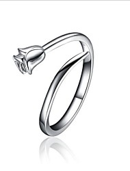 Gorgeous Fine Jewelry  925 Sterling Silver Rings (one piece)