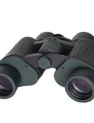 8 50 mm Бинокль Водонепроницаемый / Fogproof / Общий / Переносной чехол / Крыша Призма / Высокое разрешение / Ночное видение