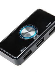 2.1a 3-poorts USB autolader