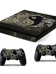 PS4 Console Protective Sticker Cover Skin Controller Skin Sticker