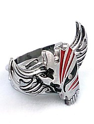 BLEACH Kurosaki ichigo  Hollow Mask Cosplay Ring