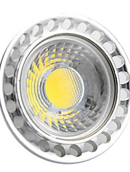 GU5.3(MR16) Spot LED MR16 COB 240-270 lm Blanc Chaud Blanc Froid AC 12 V