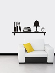 Wall Stickers Wall Decals, Contemporary Desk PVC Wall Stickers