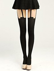 Hosiery Party/Casual Matching Semi-opaque Pantyhose(More Colors)