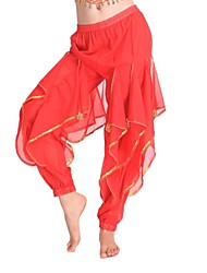 Belly Dance Women's Fashion All-Matching Performance Pant(More Colors)