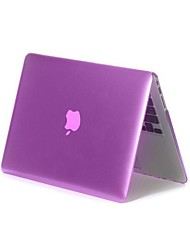 Solid Color Foldable Hard Full Body Case for Macbook Pro 15.4 inch (Assorted Colors)