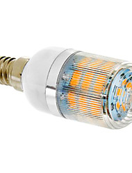 10W E14 LED Mais-Birnen T 46 SMD 2835 770 lm Warmes Weiß / Kühles Weiß AC 220-240 V