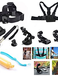 8-in-1 Accessories Kit for All Gopro Hero Camera Gopro Hero 4