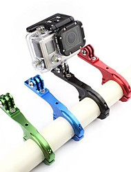 Bike Motorcycle Aluminum Handlebar Mount Adapter with Tool For GoPro Hero 2 3 3+ 4