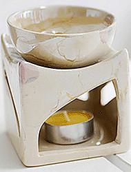 European Style Handwork Ceramics Candle Holder