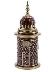 clássico caixa castelo palito de ouro de artigos de decoração