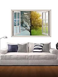 Adesivos de parede adesivos de parede 3d, árvore de vida de parede decoração adesivos de vinil