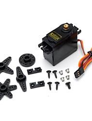 metal gear mg995 neewer® servo de alto torque para hpi xl carro rc barco helicóptero