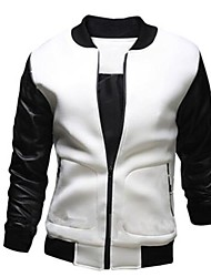 Men's Casual Fashion Sport Thick Jacket