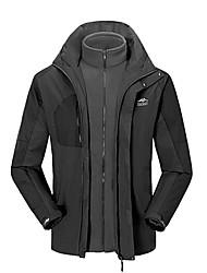 Hombres Chaquetas de Ski/Snowboard Esquí / Camping y senderismo / Escalada / Patinaje / Deportes de NieveImpermeable / Transpirable /