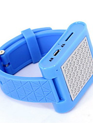 TF/Bluetooth Mode MP3 Watch with Built-in FM Function