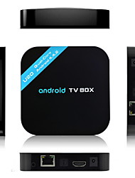 Ditter T20 A20 dual-core Android 4.2 Google TV HD-speler met 1 GB RAM, 4 GB ROM, HDMI + Air Mouse