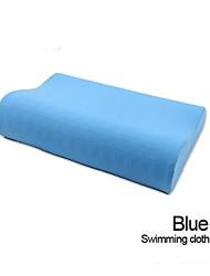 Summer Cool Wavy Pillow Polyester Fiber Bedding Memory Foam Pillows 55x35x11/9cm Health Comfortable SZ08