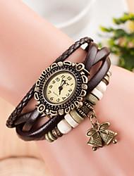 Wanbao femmes tout correspondant cloche Vintage montre pendentif